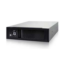 ICY DOCK MB671SK-BB Trayless 3.5in SATA Mobile Rack