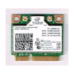 Intel 7260.HMWANWB WiFi Wireless-N 7260AN H/T 2x2 AGN+ Bluetooth HMC Dual Band