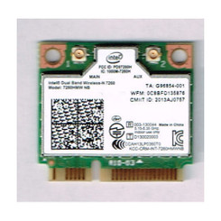 Intel 7260.HMWNBWB WiFi Wireless-N 7260NB H/T 2x2 AGN HMC Dual Band