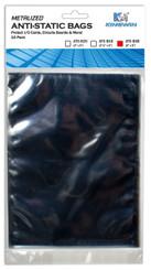 Kingwin ATS-B68 ANTI-STATIC BAG  6inx 8in, 10pcs/bag, (For 3.5in HDD)