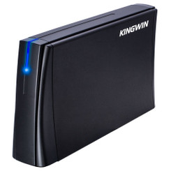 Kingwin KH-303U3-BK 3.5inch SATA Hard Drive USB3.0 External Enclosure