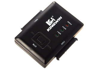 Kingwin KWI-S2 USB 2.0 to Dual SATA adapter