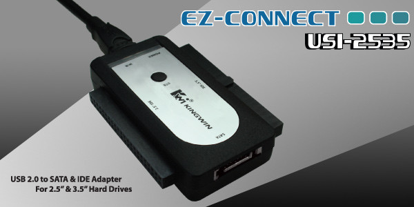 DRIVER UPDATE: EZ-CONNECT USI-2535