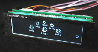Lamptron FC Touch (FCT) 30W/Ch 6Ch Fan Controller