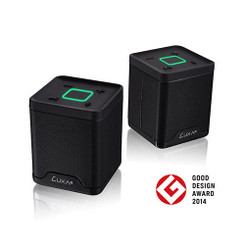 Luax2 AD-SPK-PCGDBK-00 Groovy Duo Live Wireless Speaker