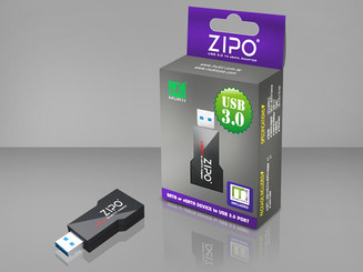 Mukii ZIO-Q050U3 eSATA to USB3.0 Adapter Dongle