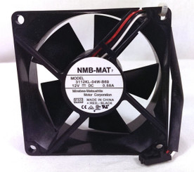 NMB 3112KL-04W-B69-E50 80x32mm 4350RPM FAN, Dell 3PIN