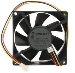 NMB-MAT Panaflo 80x25mm High Output Fan ( FBA08A12H1BX )