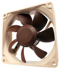 Noctua NF-R8 PWM Raised Blade Low Noise SSO Bearing 80x80x25mm Fan