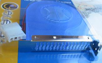 UV reactive Blue Exhaust System Blower (Slot Blower)