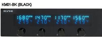 Scythe KM01-BK KAZE MASTER 5.25inch Bay Fan Controller