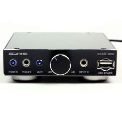 Scythe SDA35-2000-BK (Black) Kama Amp Mini Pro Stereo PC AMP