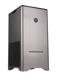 Silverstone SST-FT03T (Titanium) Micro ATX Mini Tower Case