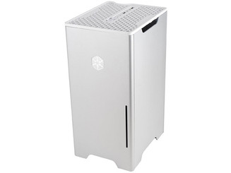 Silverstone SST-FT03S-MINI (Silver) Mini-DTX/Mini-ITX/SFX  Mini Tower Case