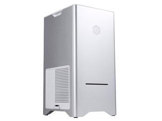 Silver SST-FT03S (Silver) MATX/DTX/Mini-ITX Small Footprint Tower Case