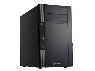 Silverstone SST-PS07B (Black) Micro-ATX/DTX/Mini-ITX Tower Case