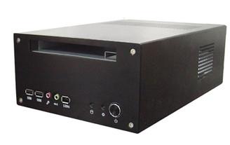 Silverstone SST-LC12B (black) Small Form Factor HTPC Case