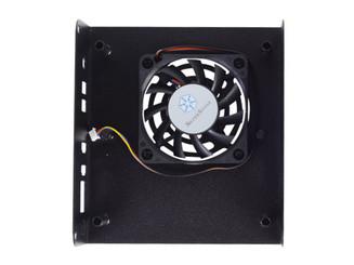 Silverstone SST-PT14B-H1D2 (black + HDMI + Display port x 2) Intel NUC Compatible Case