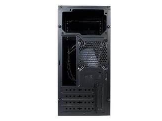 Silverstone SST-PS09B (Black)  Mini-ITX/MATX Presion Series Case