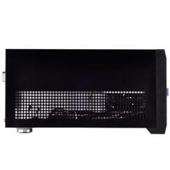 Silverstone SST-SG12B (black) Sugo Series Micro-ATX, Mini-DTX, Mini-ITX SFF Case