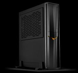 Silverstone SST-RVZ02B (Black) Mini-ITX Slim Desktop/HTPC Case