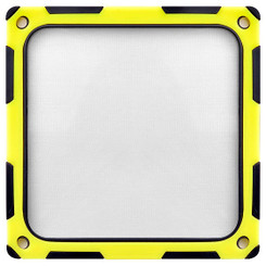 Silverstone SST-FF124BY 120mm Vibration-Absorbing Silicon Fan Filter