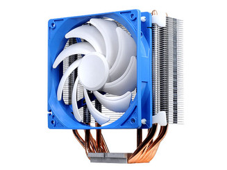 Silverstone SST-AR03 Argon Series LGA2011/AM2/AM3 CPU Cooler