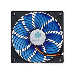 Silverstone SST-AP123 120x120x25mm Blue UV Blade Air Channeling Fan