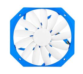 Silverstone SST-FW141 140x150x13mm Super Slim Low Noise 140mm PWM Fan, 4Pin PWM