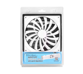 Silverstone SST-FM182 180x180x18mm Super Slim Speed Control 180mm Fan