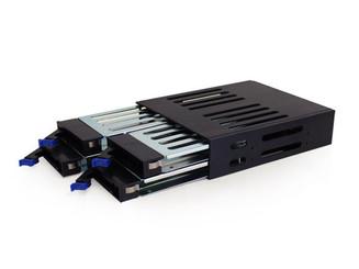 SNT SNT-SAS425 4 x 2.5in HDD RAID SAS/SATA Backplane