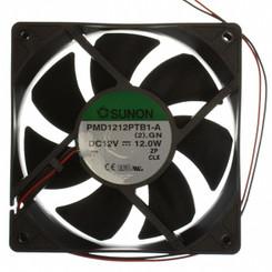 Sunon PMD1212PTB1 120x120x25mm Duall Ball Bearing, 3Pin