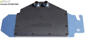 Swiftech Komodo GTX285-P892 Full Cover VGA Waterblock