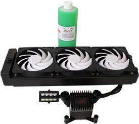 Swiftech H2O-320-Elite Triple 120mm Water Cooling Kit