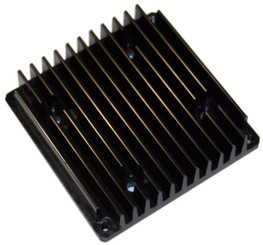 Swiftech MCP35X-HS MCP35X Series Black Aluminum Heatsink
