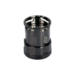 Swiftech QC-NS-F-BK Black Chrome Lok-Seal Female Coupling