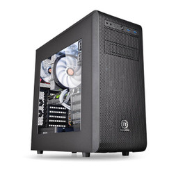 Thermaltake CA-1C8-00M1WN-00 Core V31 Window Mid-tower Chassis