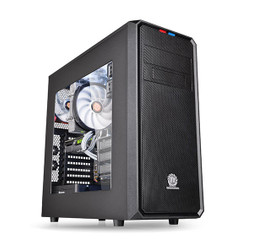 Thermaltake CA-1D1-00M1WN-00 Versa H35 Window Mid-tower Chassis