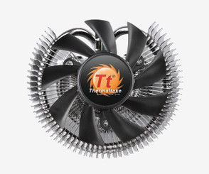 Thermaltake CL-P004-AL08BL-A MeOrb II Low-Profile ITX CPU Cooler