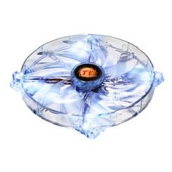 Thermaltake AF0046 200mm Blue LED Clear Case Fan