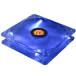 Thermaltake AF0026 120x120x25mm Blue-Eye LED Speed Control Fan