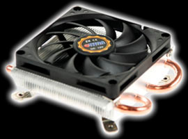 Titan TTC-NK54TZ For Intel P4 Socket 775 1U/2U CPU Cooler