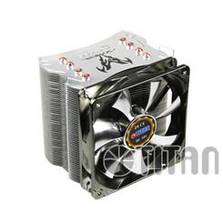 Titan TTC-NK85TZ  (RB) FENRIR Intel i5/i7 & AMD Universal CPU Cooler
