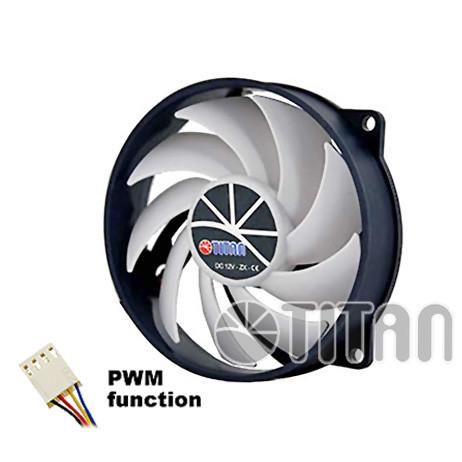IP55 Waterproof 140x140x25mm Fan Titan TFD-14025H12B//KW RB
