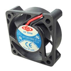 Top Motor DF124010BM-3G 40x40x10mm Dual Ball bearing Fan, 3Pin
