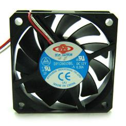 Top Motor DF126015BL-3G 60mm x 15mm Ball Bearing Fan, 3Pin