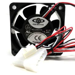 TOP MOTOR DF126025SL-3/4G 60x60x25mm 3/4PIN Fan
