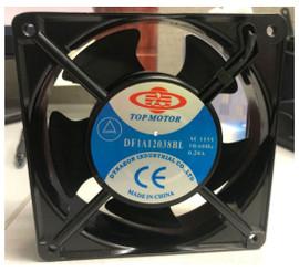 Top Motor  DF1A12038BL 120x120x38mm AC 115V Fan - No Wire