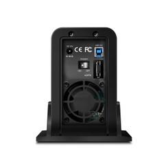 Vantec NST-400MX-S3R NexStar MX Dual 3.5in SATA to USB3.0/eSATA JBOD/RAID External Enclosure