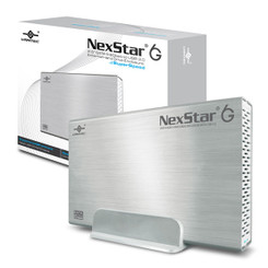 Vantec NST-366S3-SV NexStar 6G 3.5inch SATA III HDD to USB 3.0 External Enclosure